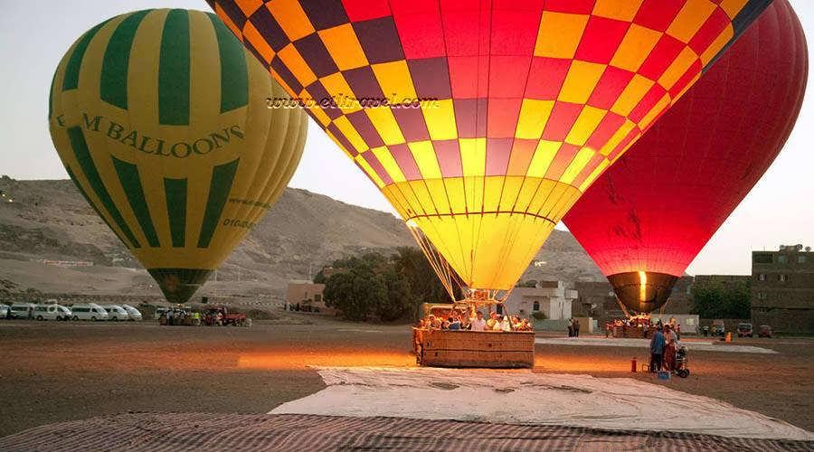 Hot Air Balloon tour
