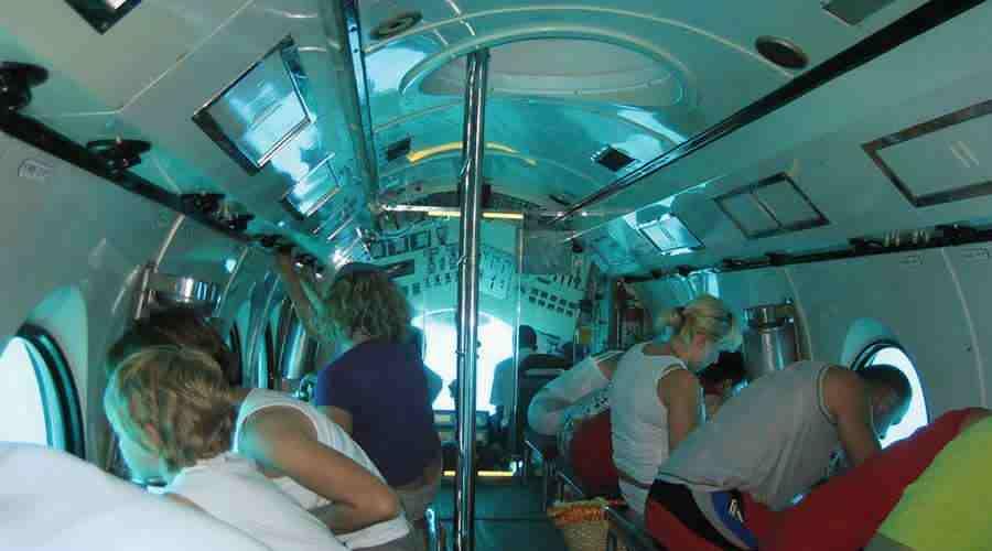 Hurghada Semi Submarine tour