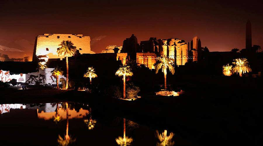 Karnak Sound Light Show