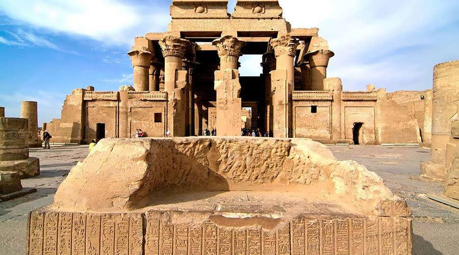 Kom Ombo tour from Aswan
