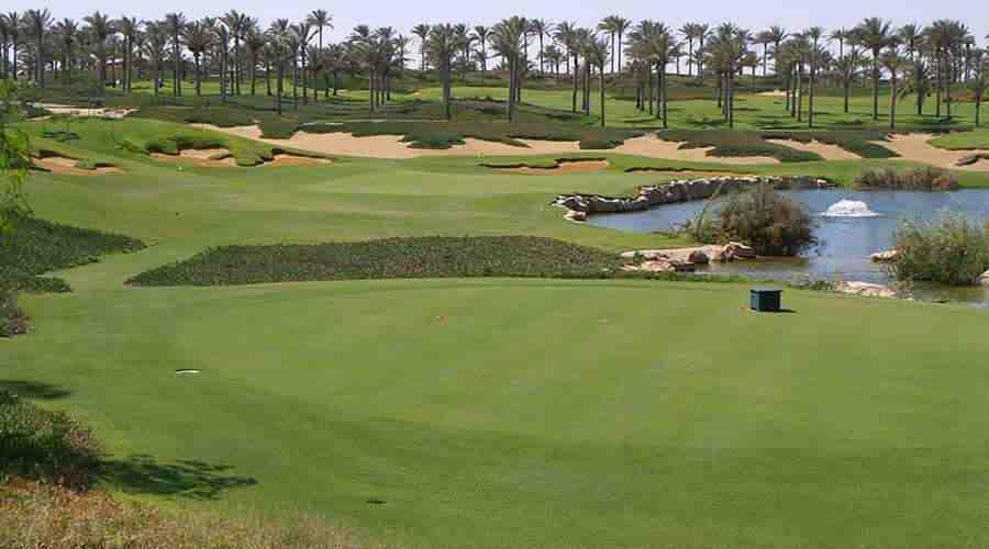 Luxor Sharm golf tour