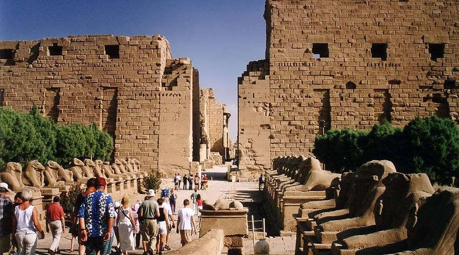 Luxor tour from Aswan