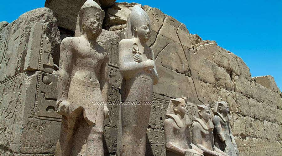Luxor tour from Hurghada