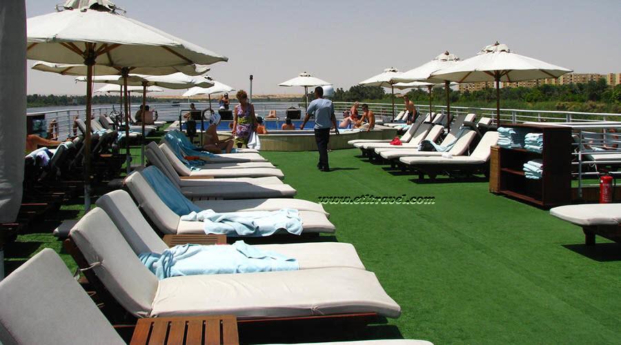 7 days Nile cruise ex Luxor