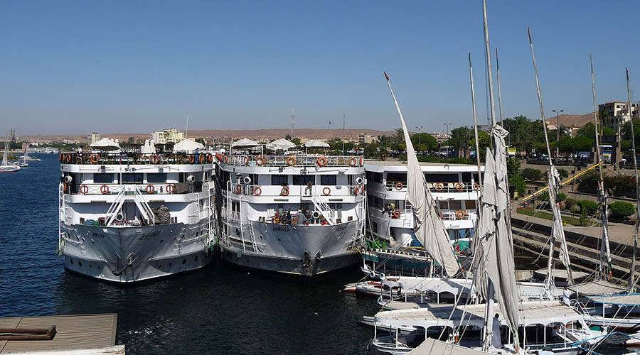 5 day Nile cruise tour