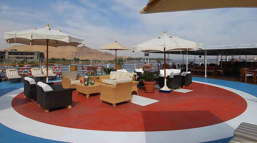 Nile cruise tours from France