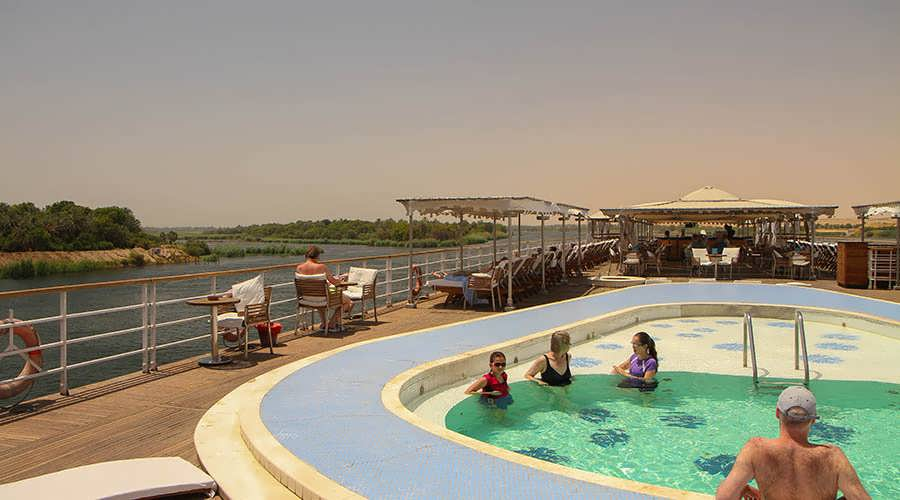 Nile cruise tours from India