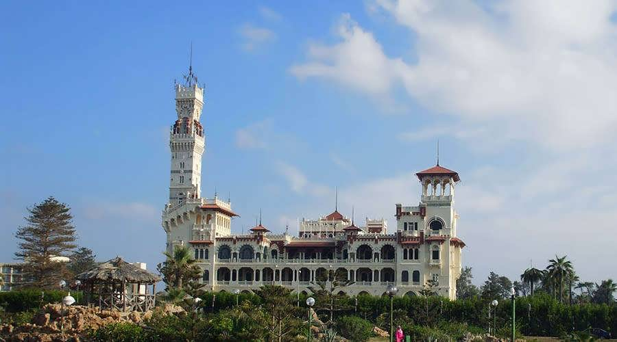 Over day tour to Alexandria from Cairo