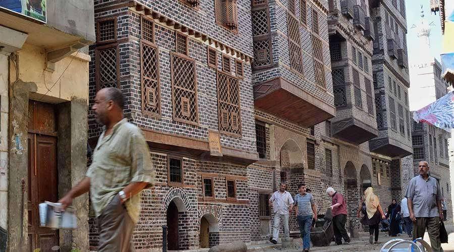 Rashid city day tour
