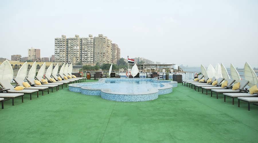 Saturday Nile cruise