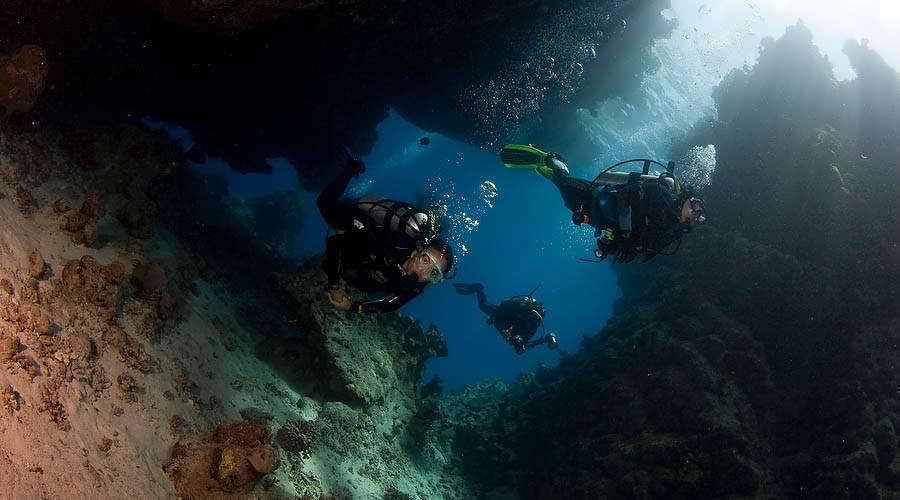 Sharm Dahab diving tour