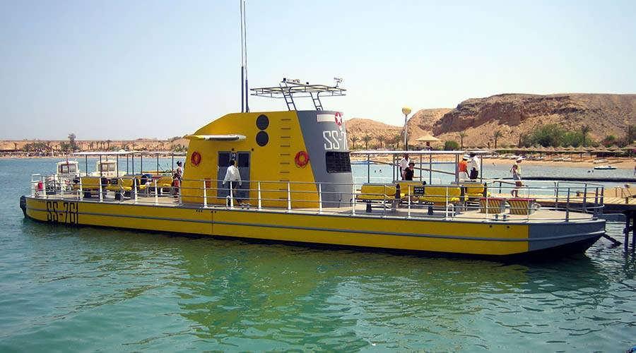 Sharm Semi Submarine tour