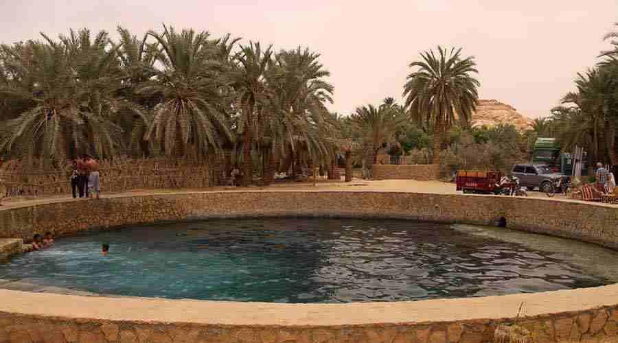 Siwa Bahariya White Desert tour