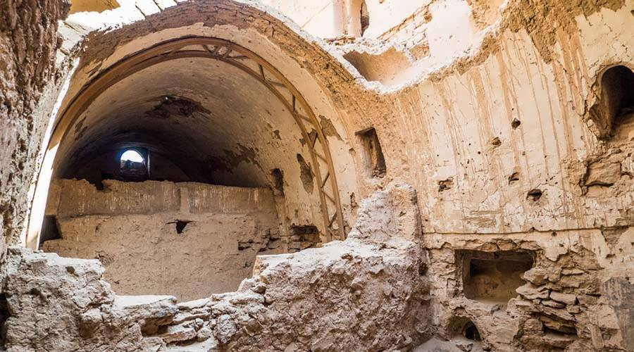St Simeon Monastery tour