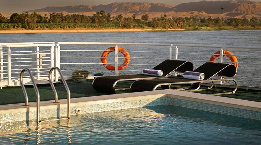 Thursday Nile cruise