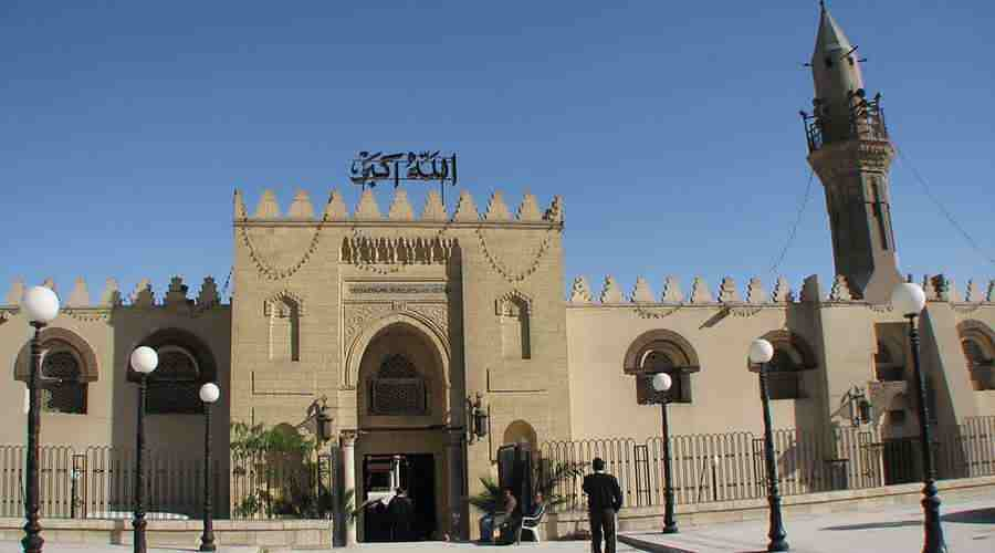 Over day tour to Cairo from Sharm by flight