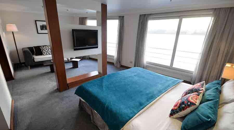 Al Kahila Nile cruise