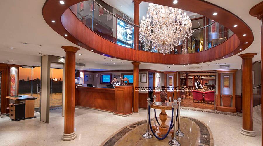 Amwaj Living Stone Nile cruise