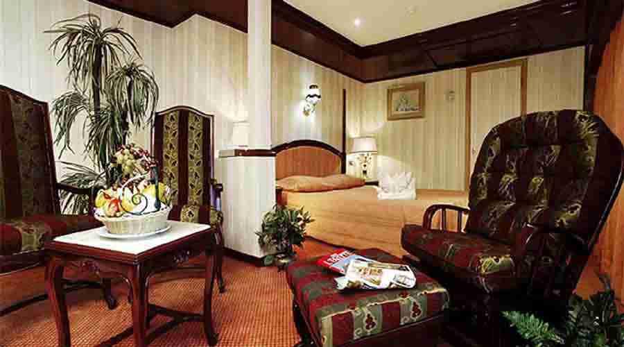 Beau Soleil Nile cruise