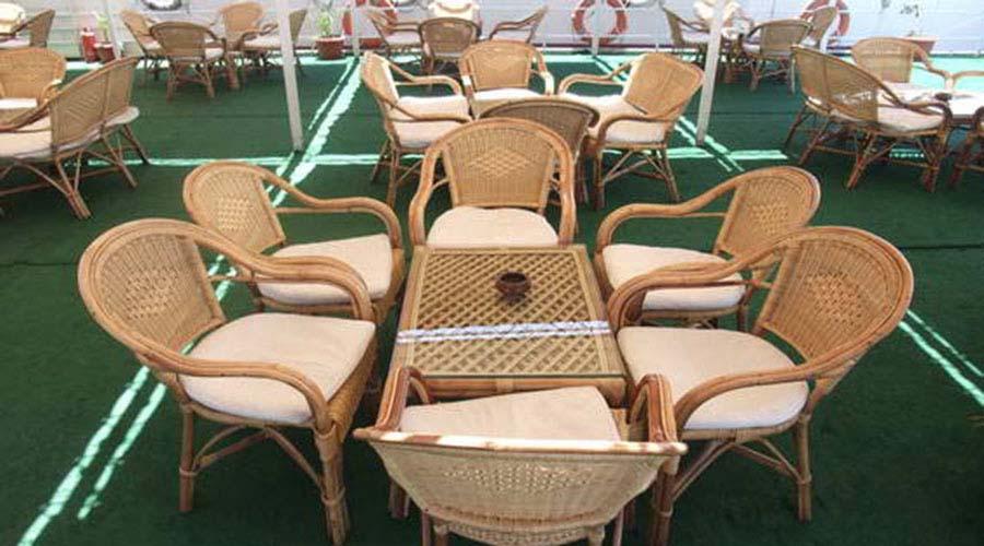 Champollion Nile cruise
