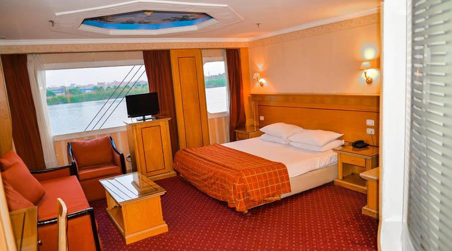 Chateau Lafayette Nile cruise