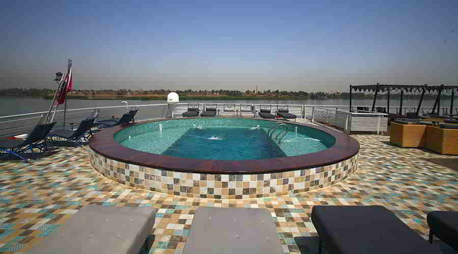 Darakum Nile cruise