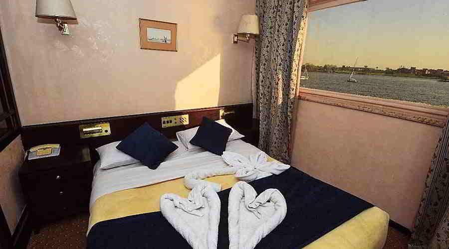Diamond Boat Nile cruise