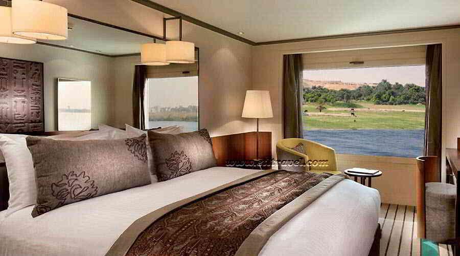 Esplanade Nile cruise