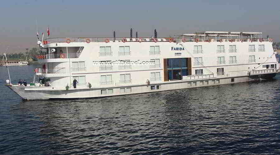 Farida Nile cruise