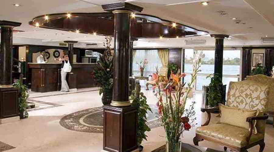 Golden Boat Nile cruise