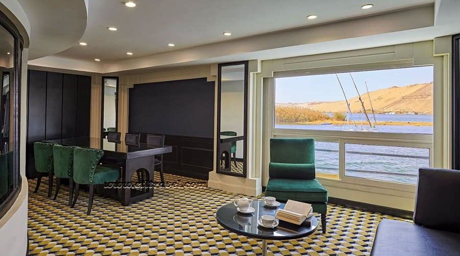 Hamees Nile cruise