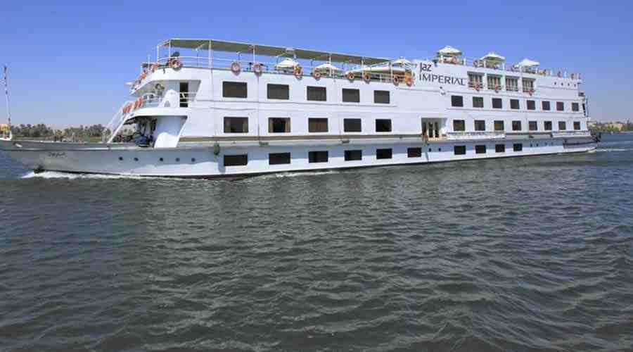 Imperial Nile cruise