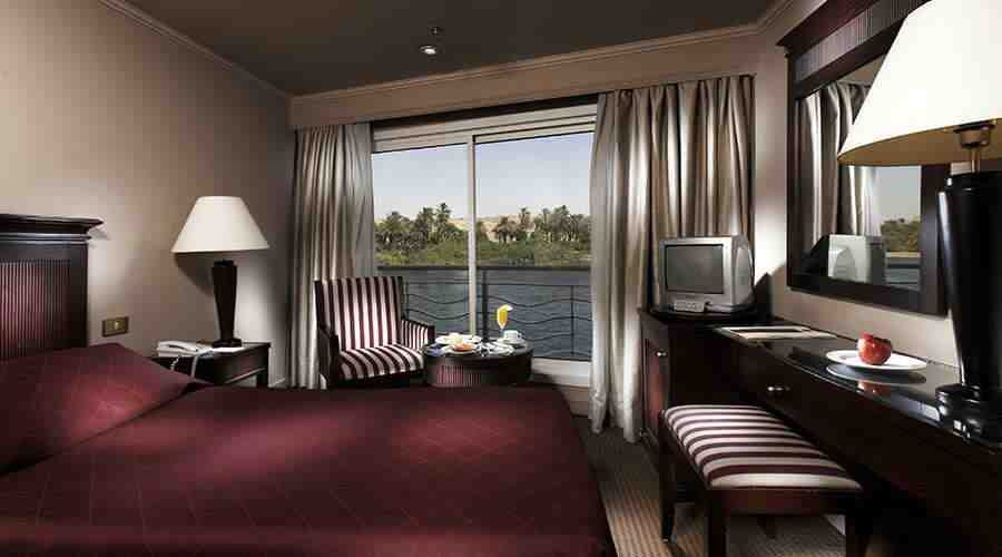 Jaz Jubilee Nile cruise