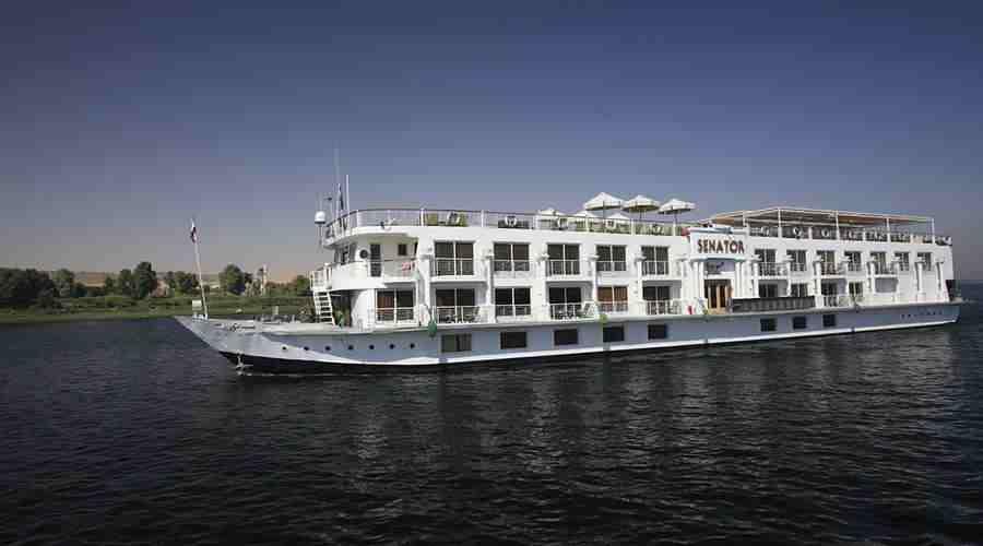 Jaz Senator Nile cruise