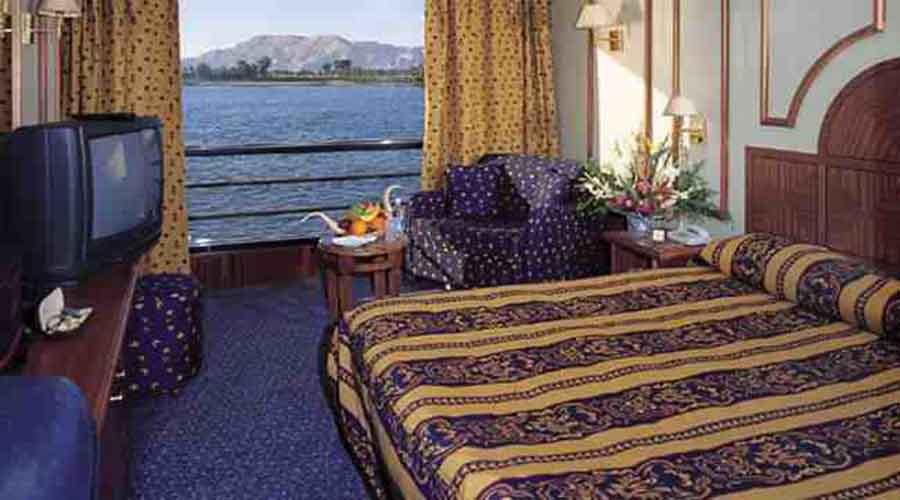 Lady Sophia Nile cruise