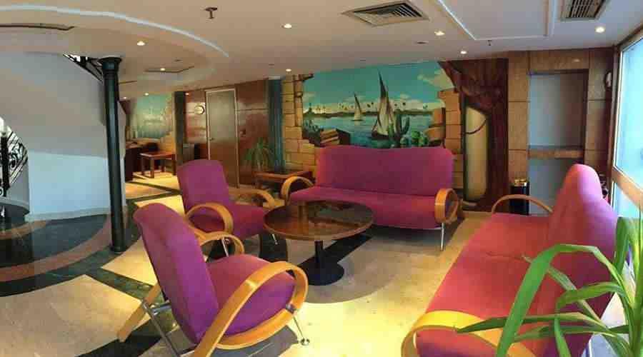 Mirage 1 Nile cruise