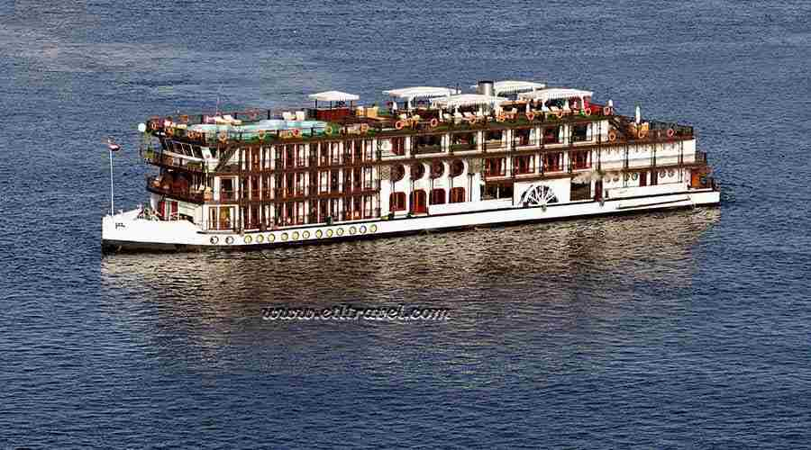 Misr Steamer Nile cruise