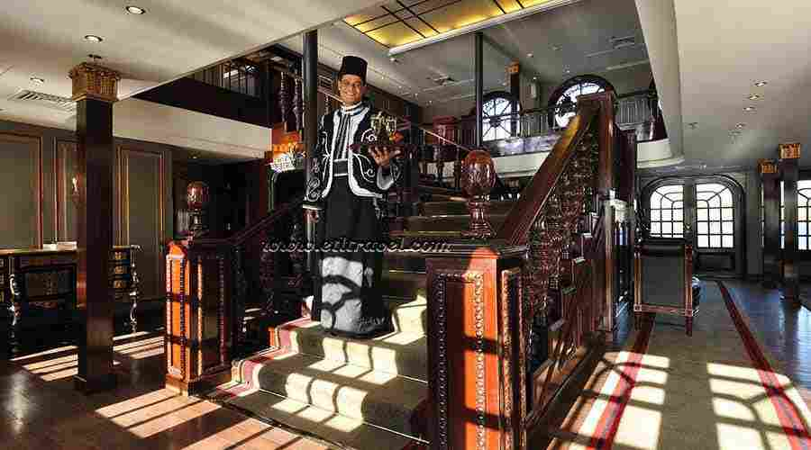 Misr Steamer Nile cruise