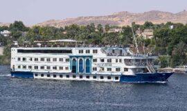 Moon River Nile cruise