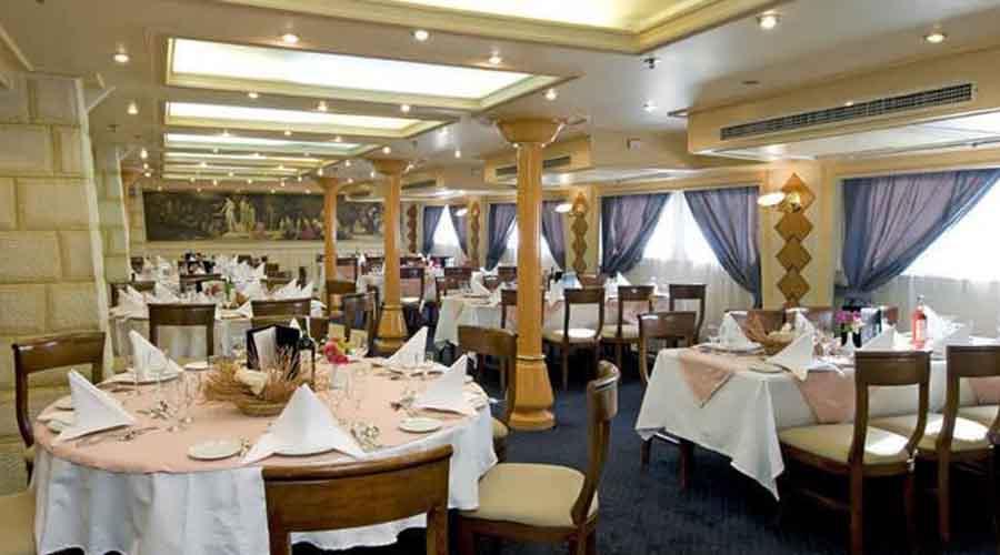 Nile Crown II Nile cruise
