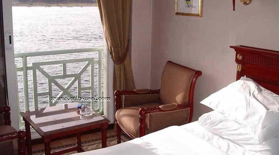 Nile Crown III Nile cruise