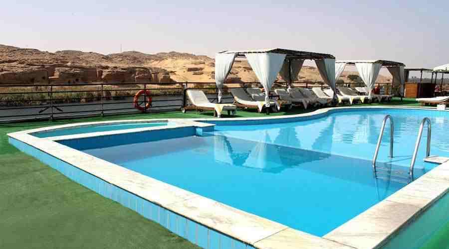 Nile Dolphin Nile cruise