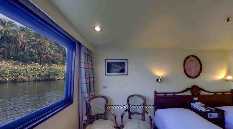 Nile Romance Nile cruise