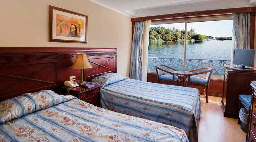 Nile Shams Nile cruise
