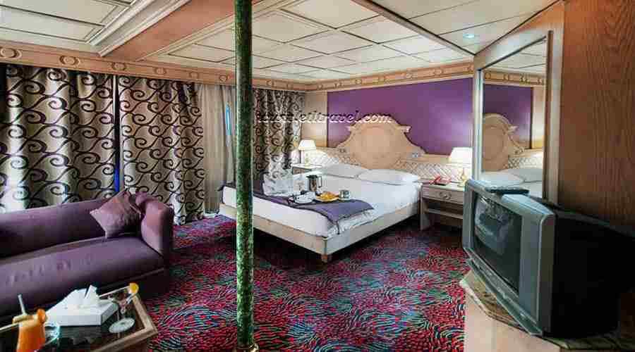 Nile Supreme Nile cruise