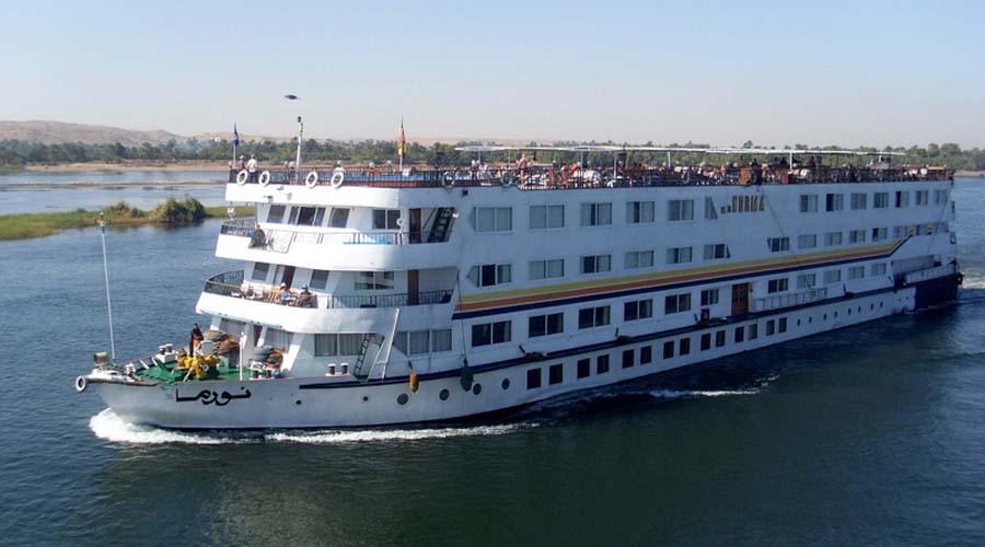 Norma Nile cruise