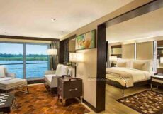 Oberoi Philae Nile cruise