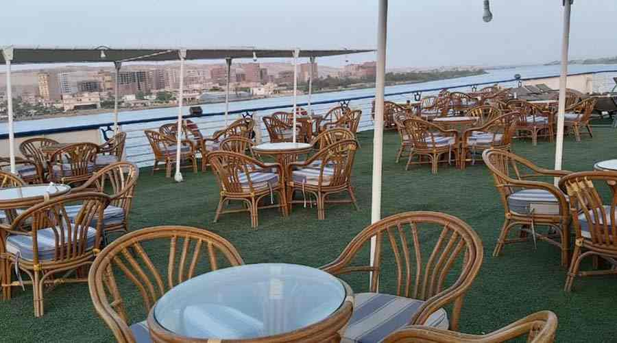 Queen Isis Nile cruise