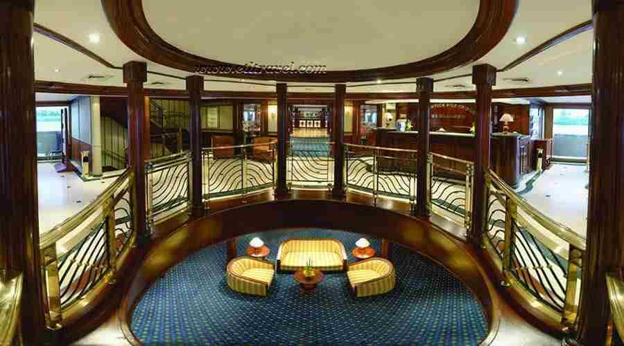 Radamis II Nile cruise