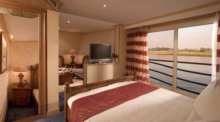 La Terrasse Nile cruise